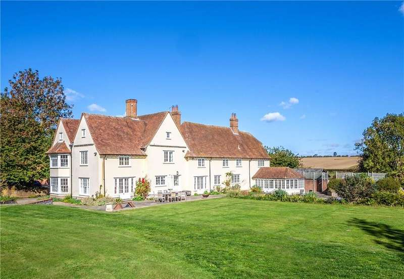 6 Bedrooms Detached House for sale in Cowlinge, Newmarket, Suffolk, CB8