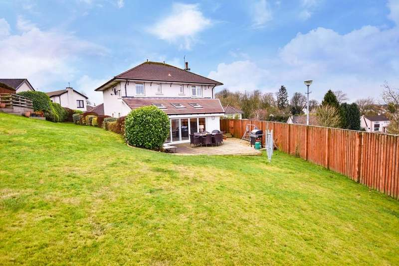 4 Bedrooms Detached House for sale in Arkaig Place, Newton Mearns