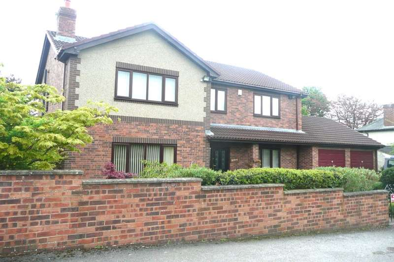 4 Bedrooms Detached House for sale in Mainsforth Road, Ferryhill, DL17