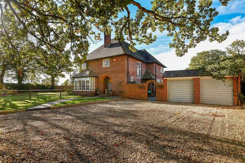 3 Bedrooms Detached House for sale in Drury Lane, Mortimer Common, Reading, Berkshire, RG7