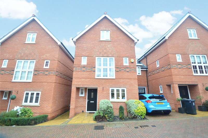 4 Bedrooms Detached House for sale in The Courtyard, Maidenhead, Berkshire, SL6