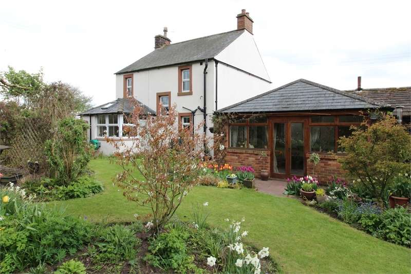 4 Bedrooms Semi Detached House for sale in CA10 1EZ High Bank Hill, Kirkoswald, Penrith, Cumbria