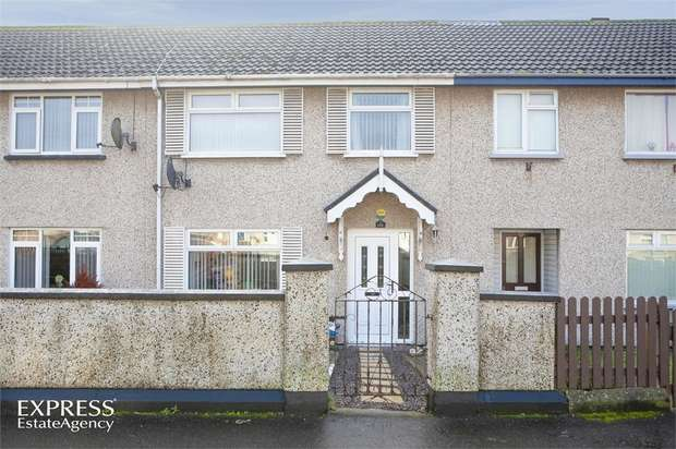 3 Bedrooms Terraced House for sale in Lisnablagh Road, Coleraine, County Londonderry