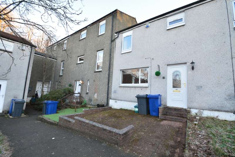 2 Bedrooms Terraced House for sale in Mains Drive, Erskine, PA8