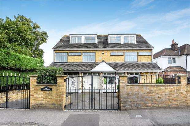 4 Bedrooms Detached House for sale in Lower Britwell Road, Slough, Berkshire