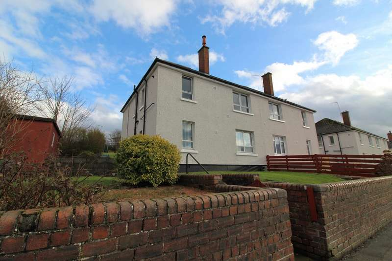 2 Bedrooms Ground Flat for sale in Low Road, Ayr, KA8