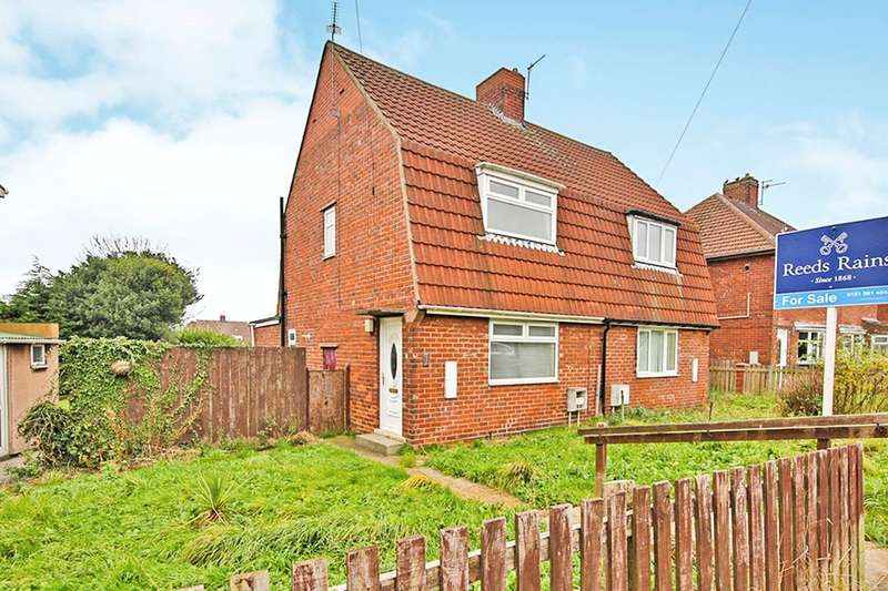 2 Bedrooms Terraced House for sale in Patrick Crescent, South Hetton, Durham, DH6