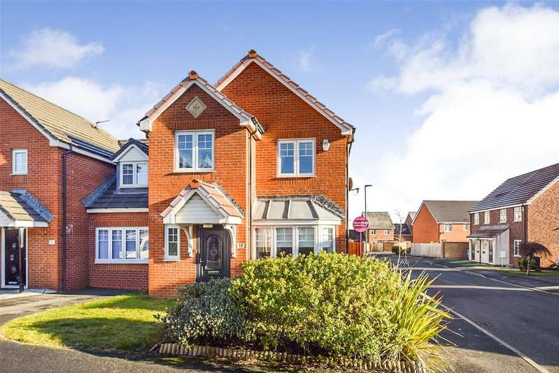 3 Bedrooms Detached House for sale in Runswick Drive, East Shore Village, Seaham, Co Durham, SR7