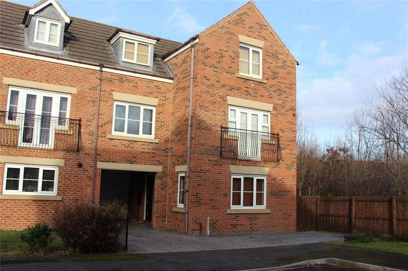 4 Bedrooms End Of Terrace House for sale in Glenbury Grove, Redcar