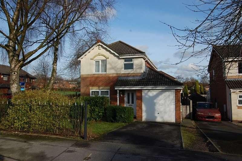 3 Bedrooms Detached House for sale in Ryebank Grove, Ashton-Under-Lyne, OL6