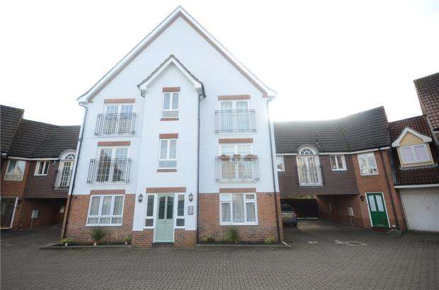 2 Bedrooms Apartment Flat for sale in Hartigan Place, Woodley, Reading