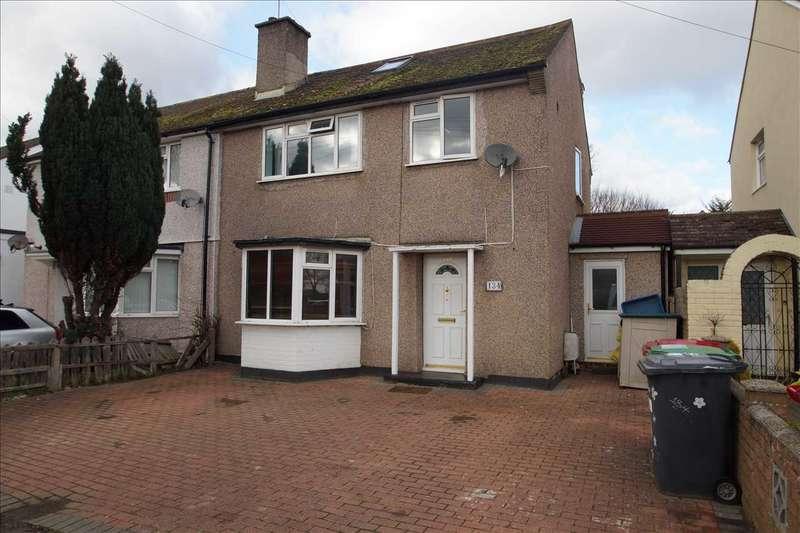 4 Bedrooms Semi Detached House for sale in Mercian Way, Cippenham, Slough