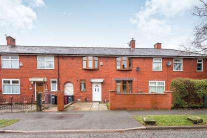 3 Bedrooms Terraced House for sale in Pilmuir Road, Blackburn, Lancashire, ., BB2