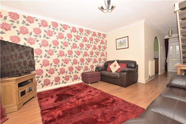 2 Bedrooms Semi Detached House for sale in Kenmoor Close, Warmley, BS30 8BE