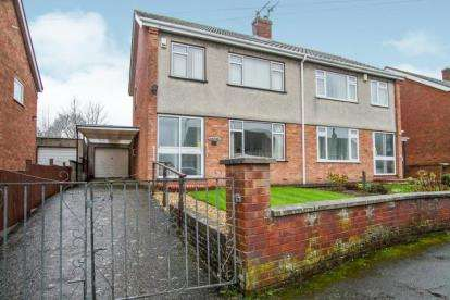 3 Bedrooms House for sale in Crockerne Drive, Pill, Bristol