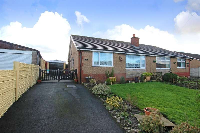 2 Bedrooms Bungalow for sale in Martin Drive Darwen BB3 2HW