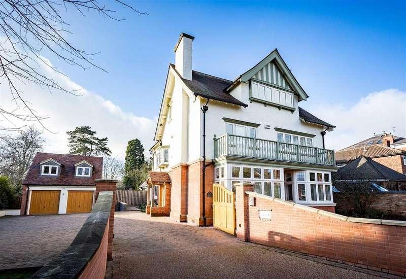 6 Bedrooms Detached House for sale in Lawnside, Duffield Road, Darley Abbey