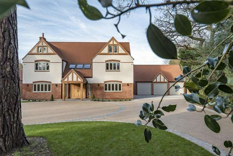 5 Bedrooms House for sale in Broad Lane, Tanworth-In-Arden, Solihull
