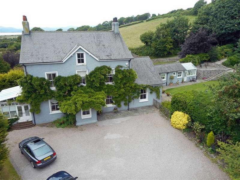 6 Bedrooms Detached House for sale in Saves Lane, Ireleth, Cumbria