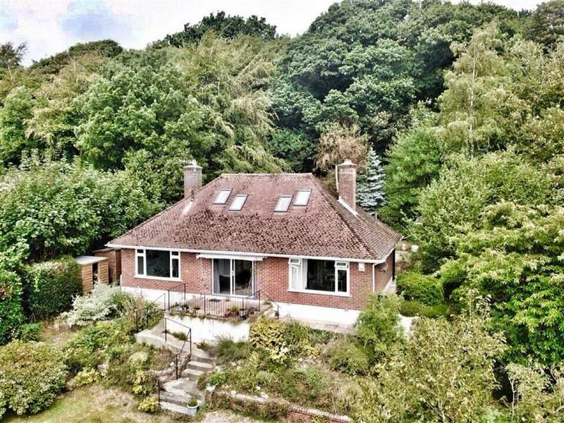 3 Bedrooms Detached Bungalow for sale in St Helens Wood Road, Hastings