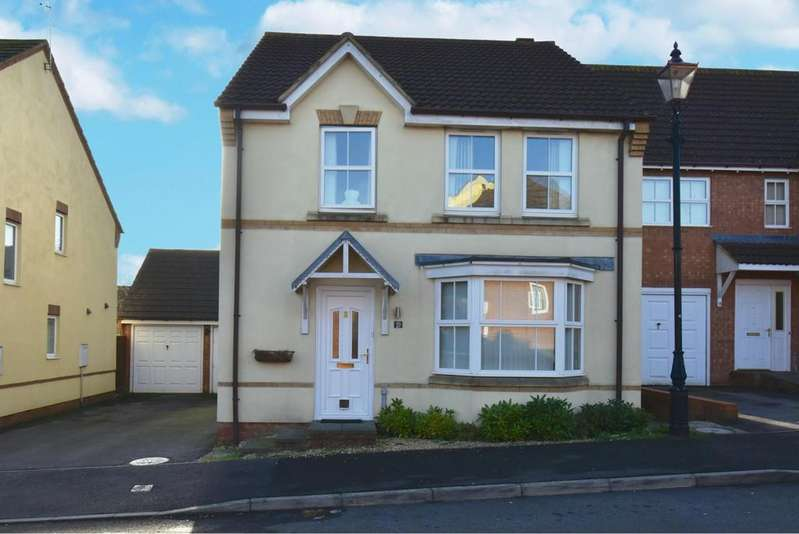4 Bedrooms Detached House for sale in Elmleigh, Yeovil, BA21
