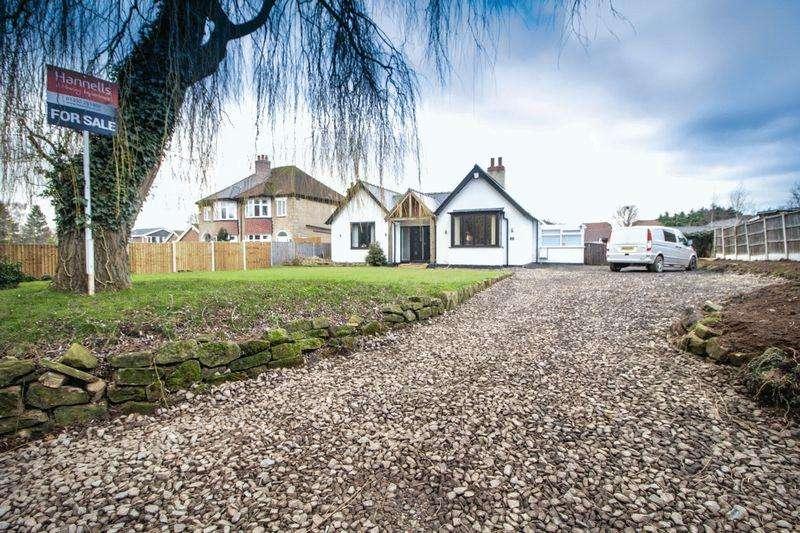 3 Bedrooms Detached Bungalow for sale in MORLEY ROAD, OAKWOOD