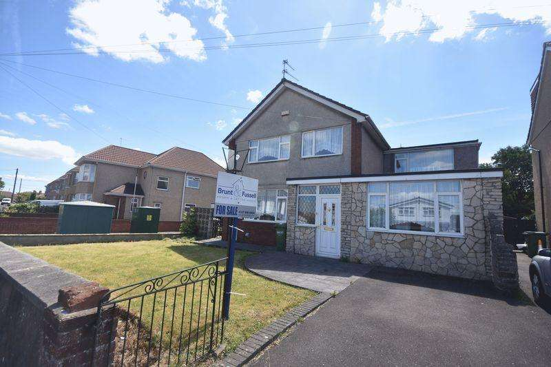 4 Bedrooms Detached House for sale in Church Road Soundwell