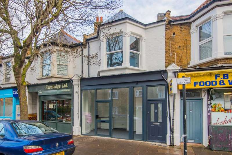 4 Bedrooms Terraced House for sale in Acton Lane, Chiswick W4