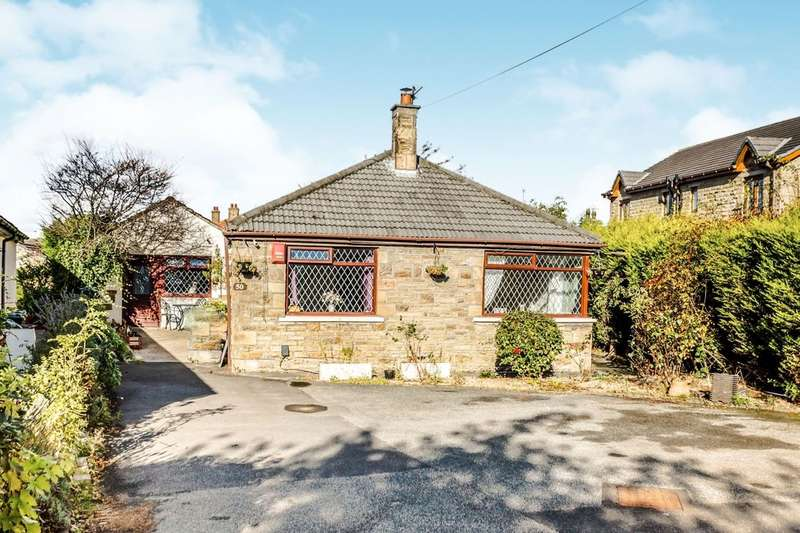 3 Bedrooms Detached Bungalow for sale in Rooley Avenue, Bradford, BD6