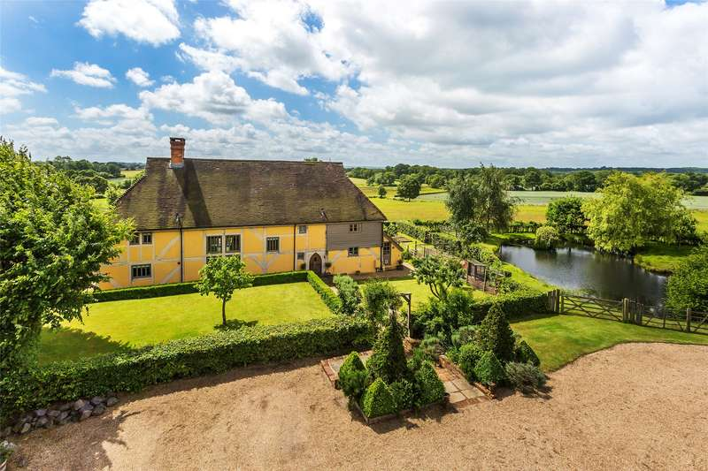 5 Bedrooms Detached House for sale in Rosemary Lane, Alfold, Cranleigh, West Sussex, GU6