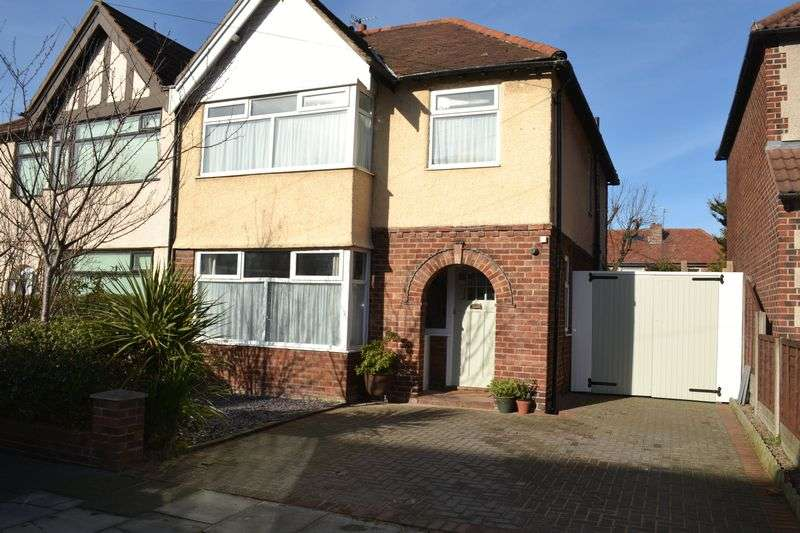 Property for sale in Brooke Road West, Brighton-Le-Sands, Liverpool, L22 7RN
