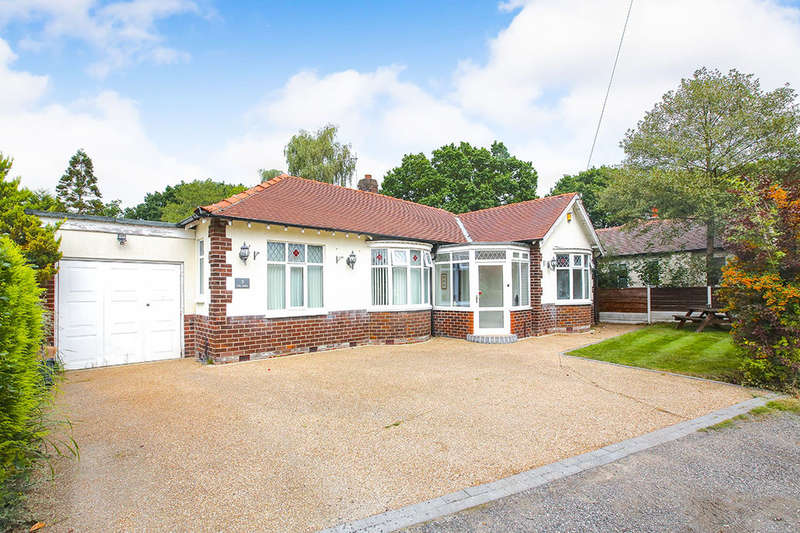 4 Bedrooms Detached Bungalow for sale in The Oaks, Heald Green, Cheadle, SK8