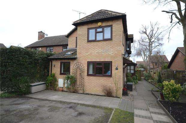 2 Bedrooms Terraced House for sale in Vermont Woods, Finchampstead, Wokingham