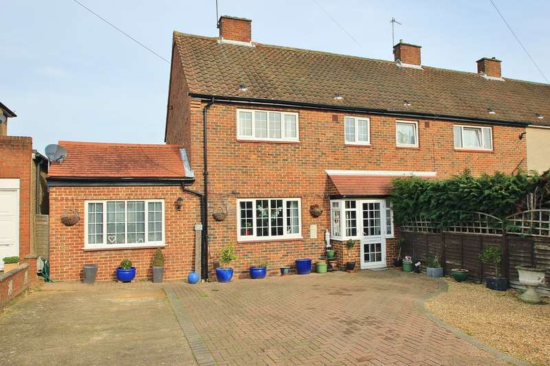 5 Bedrooms End Of Terrace House for sale in Mansfield Road, Chessington