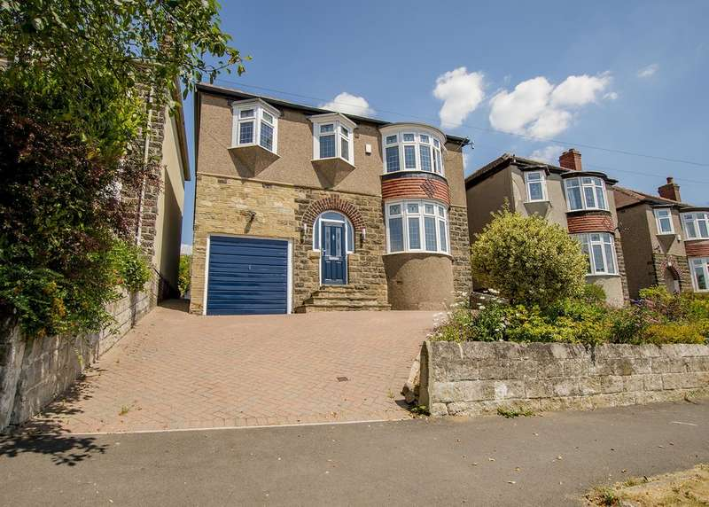 4 Bedrooms Detached House for sale in 38 Stowe Avenue, Millhouses, S7 2GP