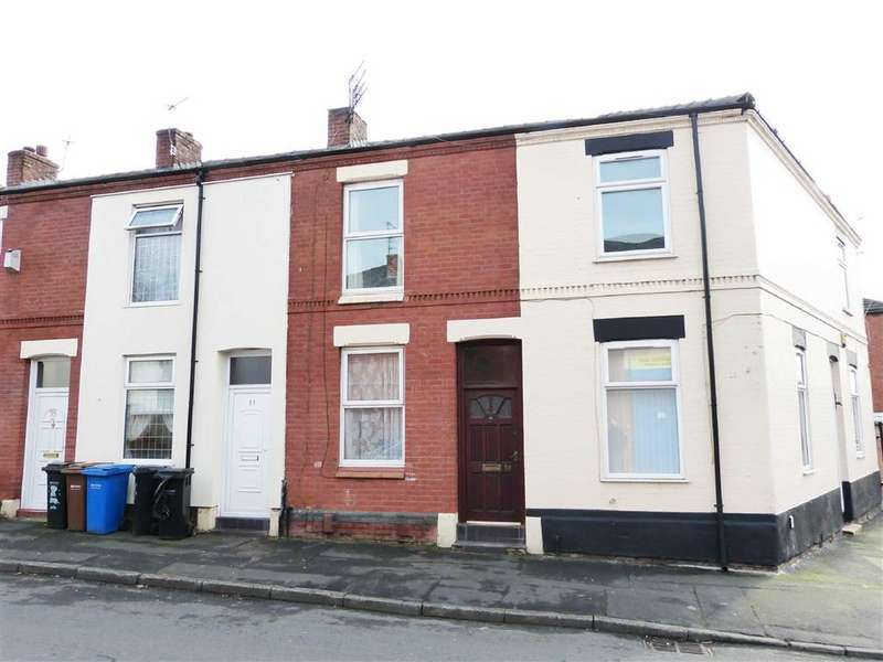 2 Bedrooms Terraced House for sale in Belmont Street, Heaton Norris, Stockport