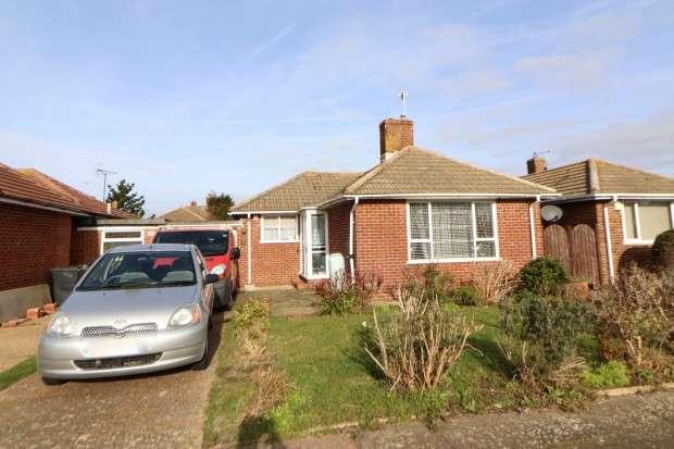 2 Bedrooms Bungalow for sale in Tanbridge Road, Eastbourne, BN23