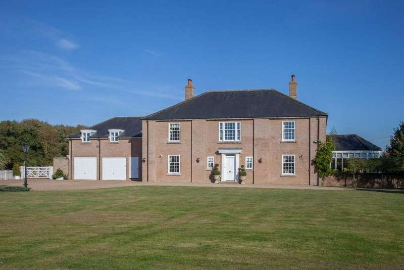 6 Bedrooms Detached House for sale in Ashill