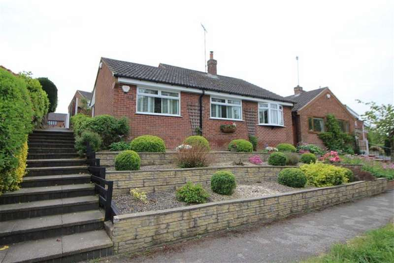 3 Bedrooms Detached Bungalow for sale in Pippin Hill, Denby Village, Derbyshire