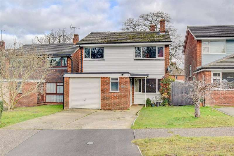 4 Bedrooms Detached House for sale in Greenfields, Nyewood, Petersfield, West Sussex