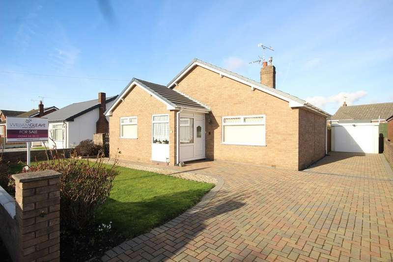 3 Bedrooms Bungalow for sale in Linthorpe Road, Buckley, CH7