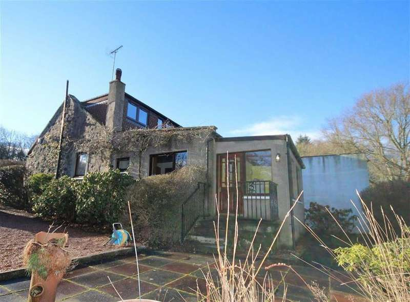 3 Bedrooms Cottage House for sale in Hollybank Cottage, Kilmany, Fife, KY15