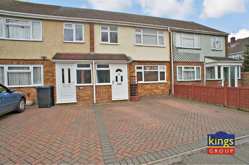 3 Bedrooms Terraced House for sale in Broomstick Hall Road, Waltham Abbey