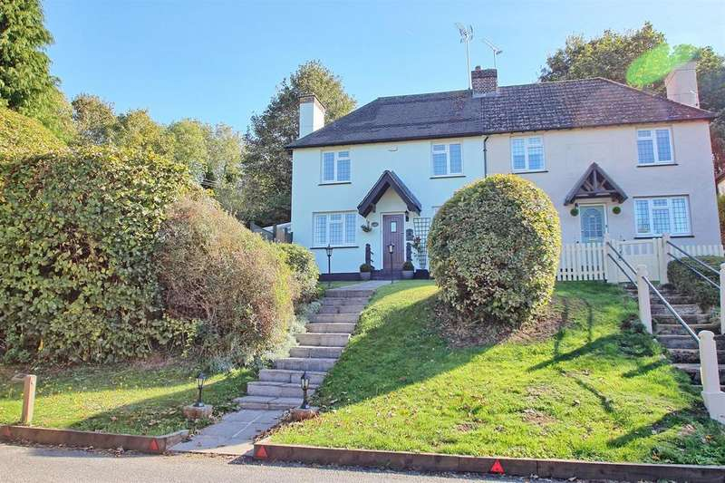 4 Bedrooms Semi Detached House for sale in EXCEPTIONAL 4 BEDROOM HOME WITH LARGE GARDEN - LITTLE HADHAM