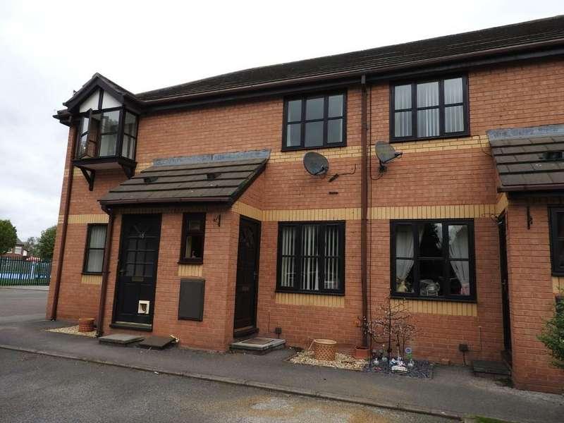2 Bedrooms Ground Maisonette Flat for sale in School Way, Northwich