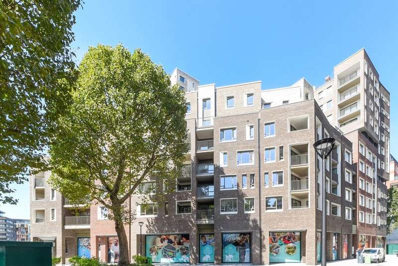 3 Bedrooms Apartment Flat for sale in Tarling House, Elephant Park, Elephant Castle SE17
