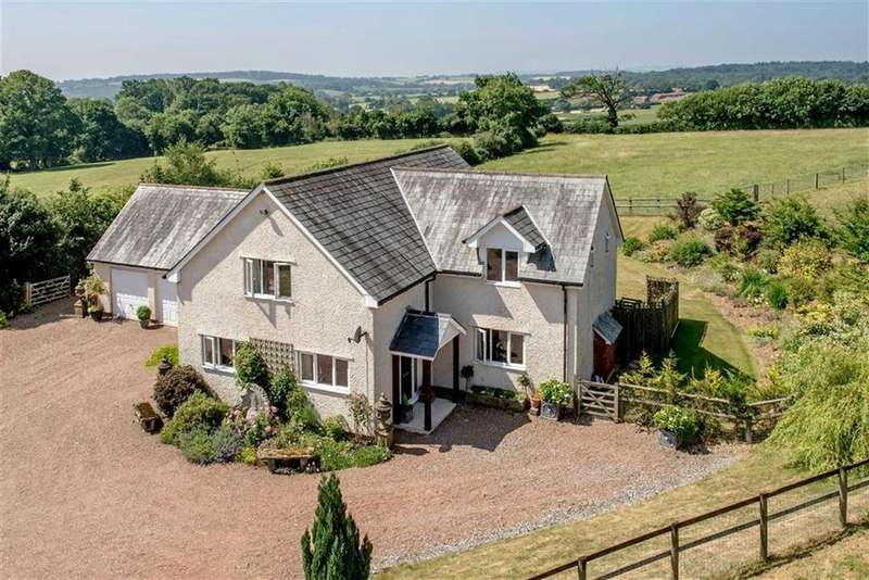 4 Bedrooms Detached House for sale in Triscombe, Bishops Lydeard, Taunton, TA4
