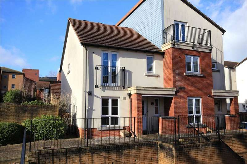 3 Bedrooms Semi Detached House for sale in Bartholomews Square, Horfield, Bristol, BS7