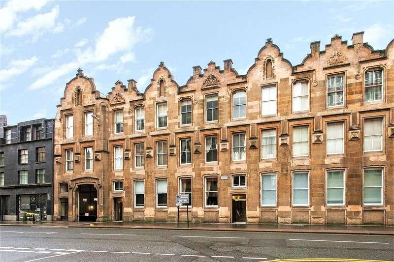 2 Bedrooms Apartment Flat for sale in 3/2, Ingram Street, Merchant City, Glasgow