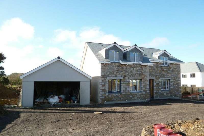 5 Bedrooms Detached House for sale in Gears Lane, Goldsithney